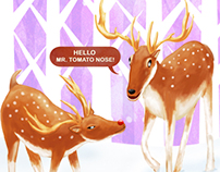 Rudolph and Olops