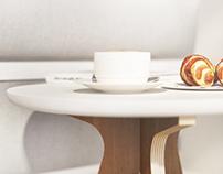 Series N coffee tables