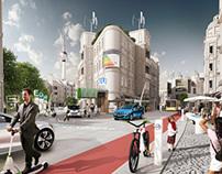 """future scenarios - Daimler """"Technicity"""""""