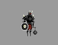 High Score Society - Pixel Level Characters/Classes