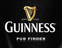 Guinness Pub Finder