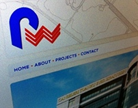 Pelangi Wira Website (2012)