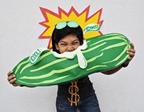 She's Cooler Than A Cucumber