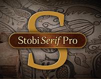 StobiSerif Pro font