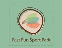 Brand identity for a sport park