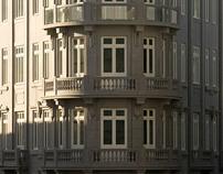 Association of Journalists - Medida Arquitectura