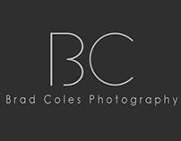 Brad Coles Photography Re-branding