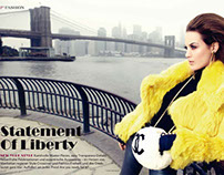1st Magazine 'New York'