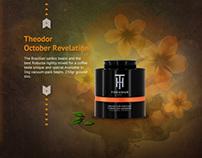 Coffee Tea Company  /  Website