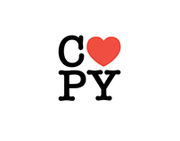 Copy with Love: Inforgraphic Poster
