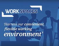 CEDA CIC: WorkSpaces