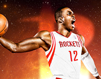 Dwight Howard 'Lift-Off'