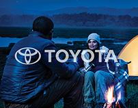 Para quienes no cambiaron con el éxito / Toyota