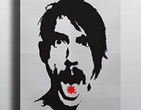 Anthony Kiedis Poster