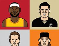 Top Athlete Icons