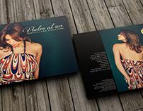"""Vuelvo Al Sur"" Album Cover"