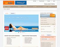 Travel Agents Portal