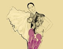 JUST FASHION ILLUSTRATION