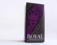 Royal Cologne Packaging