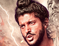 bhaag milkha bhaag pitch poster