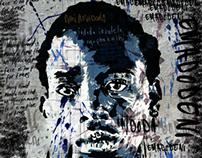 Indoda (self portrait)
