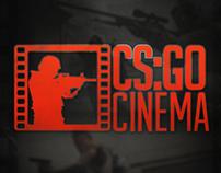 CSGO Cinema Branding