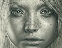 Pencil portratis