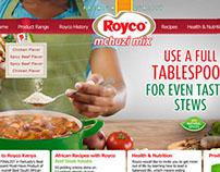 Proposed Royco Digital Campaign