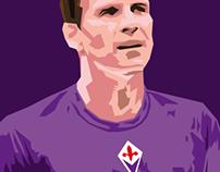 Mario Gomez Tribute (Fiorentina's player)