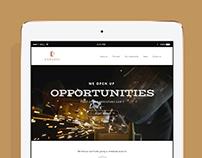 Endless Website Design