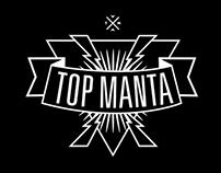 Top Manta (Logo & Brand )