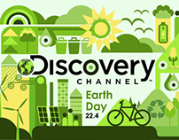 Earth Day TV kit