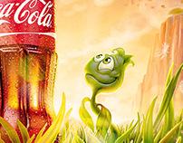 Plant Bottle/Coca-Cola