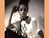 Raxi Photoshoot for Blink Lifestyle Magazine