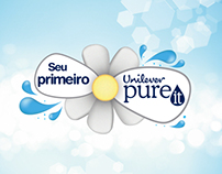 Logo Unilever Pure it