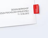 design workshop vol.1