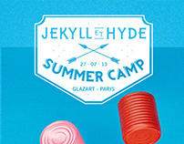 Flyer / Summer Camp by Jekyll&Hyde 2013
