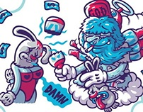 WARHEAD Illustration 02/2013