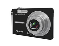 3D modelling- Olympus FE-320