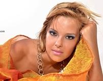 GOLDEN WAVE - Adriana Sobral by Ricardo Mendez