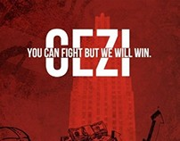 You can fight but we will win.