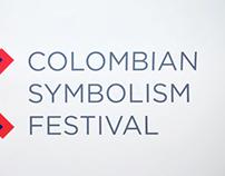 Colombian symbolism festival