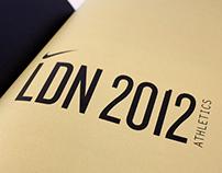 Nike London 2012 Book