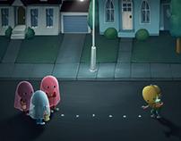 Pacman - Halloween Edition.