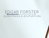 Edgar Forster's Acupuncture