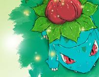 Ivysaur Concept