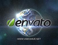 Earth Logo Reveal
