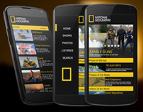 National Geographic Android App