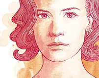January Jones as Betty Francis Draper