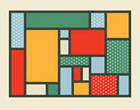 Abstract Colors & Shapes